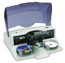CD-R/DVD R Burner offers 4,800 dpi print resolution.