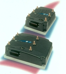 Motor Controllers suit battery powered vehicles.