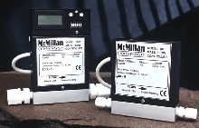 Mass Flow Controllers offer stainless steel construction.