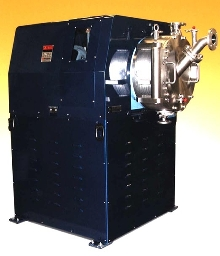 Small Media Mill is available with variable frequency drive.