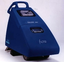 Carpet Cleaning System extends carpet life.