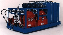 Mobile Systems facilitate lubrication of stationary machinery.
