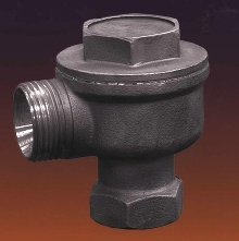Steam Trap suits low pressure radiator applications.