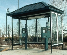 Pay Shelters keep customers and their money dry.