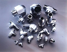 Hydraulic Fittings fit international threads.