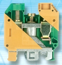 Terminal Block suits 3-phase power supply applications.