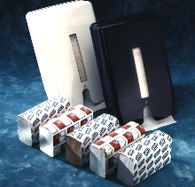 Towel Dispenser reduces risk of cross-contamination.