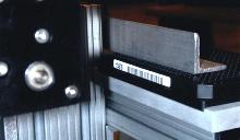 Printer Applicator Option handles very small labels.