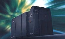 VSD Compressor provides constant pressure.