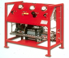 Air Booster Systems feature automatic controls.