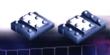 MOSFET BGAs provide load switching in portable applications.