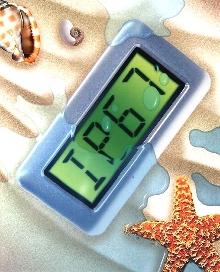 Voltmeter can work underwater.