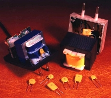 Resettable Devices protect control boards by limiting current.