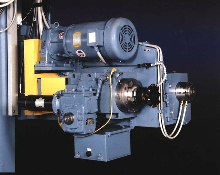 Drilling System is equipped with OTT hydraulic drawbar.