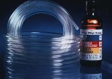 Inert Tubing resists chemicals.