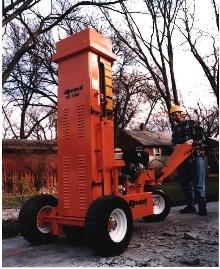 Concrete Breakers minimize dust and noise.