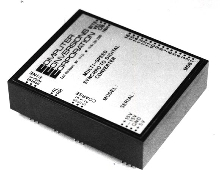 Converters offer 16-bit resolution and +/-.005 deg accuracy.
