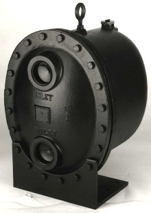 Steam Trap suits high capacity applications.