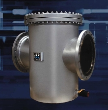 Simplex Strainer offers many design options.