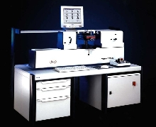 Length Measuring Machine checks parts and instruments.