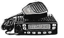Mobile Radios feature 25 watt transmitter.