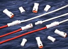 Wire-to-Wire Connectors suit underwater applications.