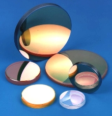 Windows and Lenses suit IR and broadband applications.