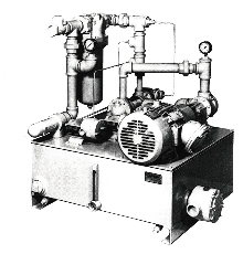 Oil Systems provide filtration and cooling of lube oil.