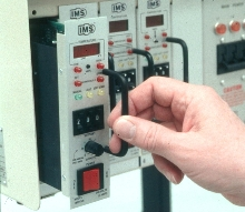 Temperature Controller functions in 15 or 30 amp mainframe.