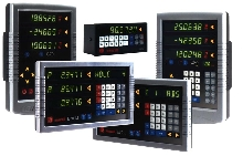 Digital Readouts (DROs) suit machine applications.