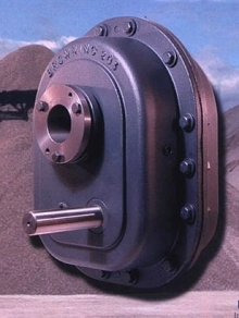 Shaft-Mount Reducer utilizes tapered roller bearings.