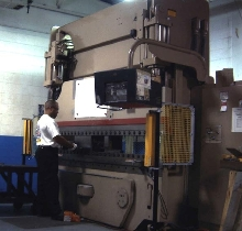Control Package safeguards press brakes.