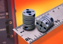 Servo Class Couplings suit miniature servo applications.