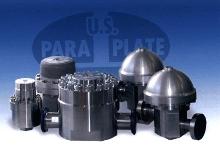Pressure Regulators range from 1/2 to 3 in. in size.