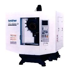 Machining Center provides rapid production.