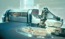 Laser Cutting System is stylishly designed.