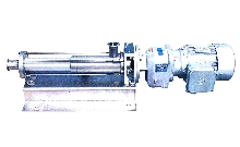Progressive Cavity Pump can be cleaned in place.
