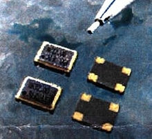 Crystal Oscillators feature low standby current.
