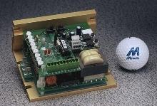 Regenerative Drive offers dual voltage (115/230 Vac) input.