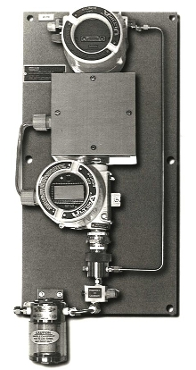 Gas Monitor suits water and wastewater treatment applications.