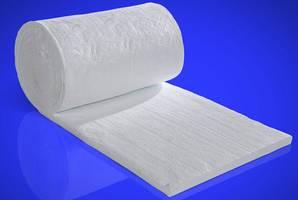 Ceramic-Fiber Blanket provides acoustic insulation.