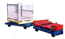 Modular Vehicles suit forklift-free operations.