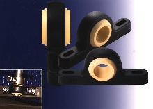 Pillow Block Bearings are suitable for packaging industry.