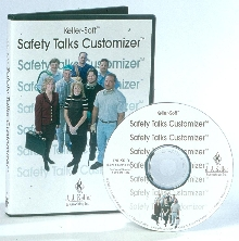 Safety Training Software provides 250 five-minute talks.