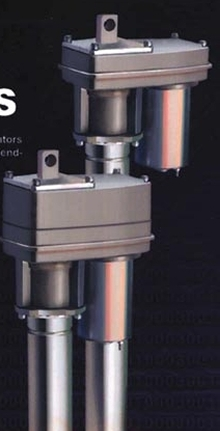 Acme Screw Actuators move more than two tons.