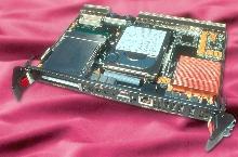 Multimedia CPU Board fits CompactPCI format.