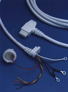 Custom Cable Assemblies are built to customer specs.