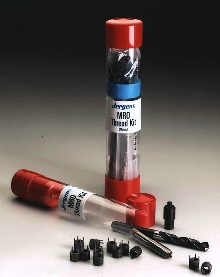 Thread Repair Kit can eliminate re-machining.