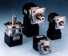 Planetary Gearheads mount to any motor.