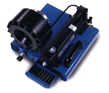 Crimper is suitable for on site applications.